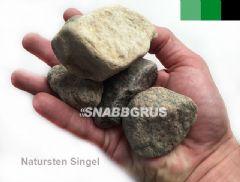 singel sten pris